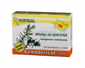 Gemoderivat Mladite De Ienupar 30 monodoze*1.5 ml